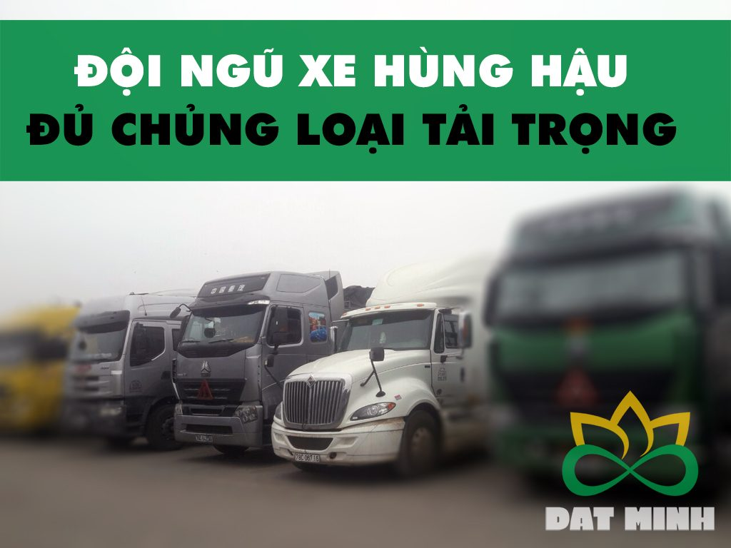 Đội xe tải trọng lớn
