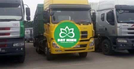 Đội xe vận chuyển hàng Hà Nội Đồng Nai