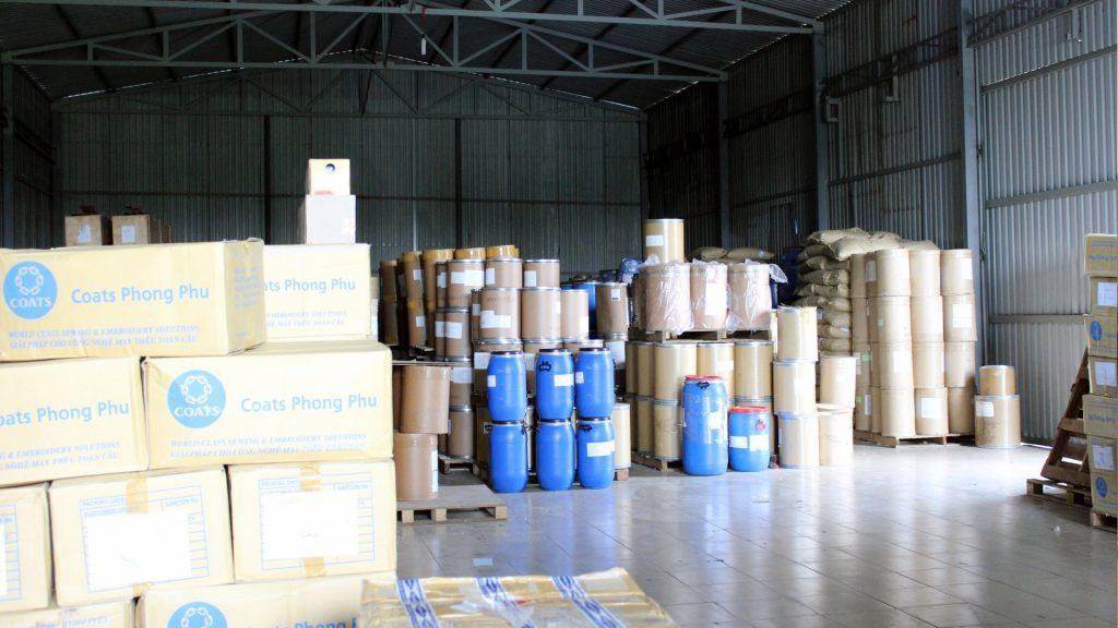 Hàng hóa vận chuyển Tp Hồ Chí Minh đi Cà Mau