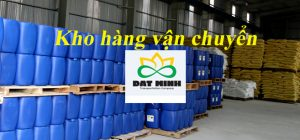 Kho hàng vận chuyển công ty vận tải Đạt Minh